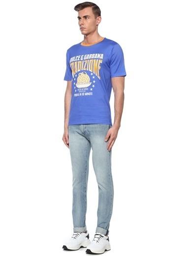 Dolce&Gabbana Tişört Mavi